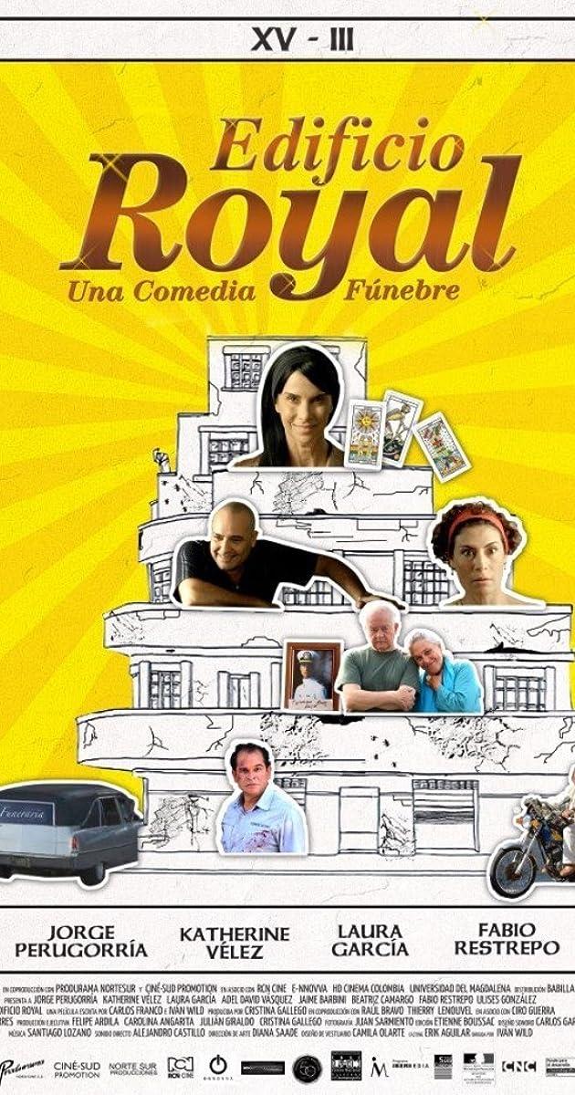 Edificio Royal (2012) - IMDb