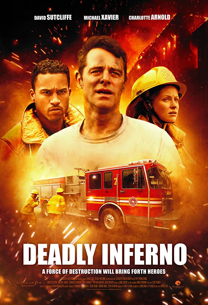 Deadly Inferno Screen Shot 1