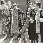 Olivia de Havilland, Ross Alexander, Grant Mitchell, and Dick Powell in A Midsummer Night's Dream (1935)