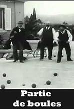 Partie de boules