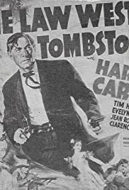 The Law West of Tombstone Poster