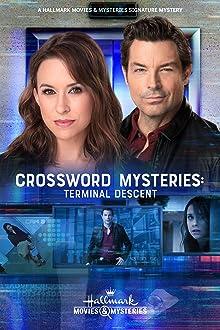 Crossword Mysteries: Terminal Descent (2021 TV Movie)