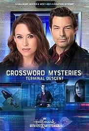 Crossword Mysteries: Terminal Descent (2021) HDRip English Movie Watch Online Free