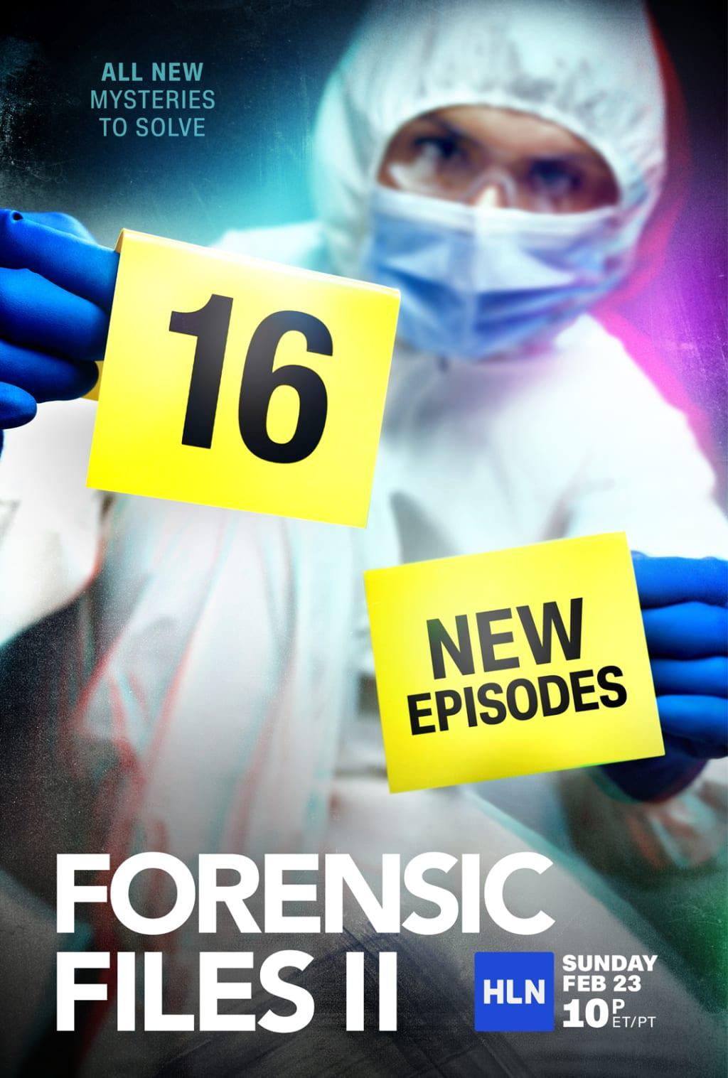 Forensic Files Ii Tv Series 2020 Imdb