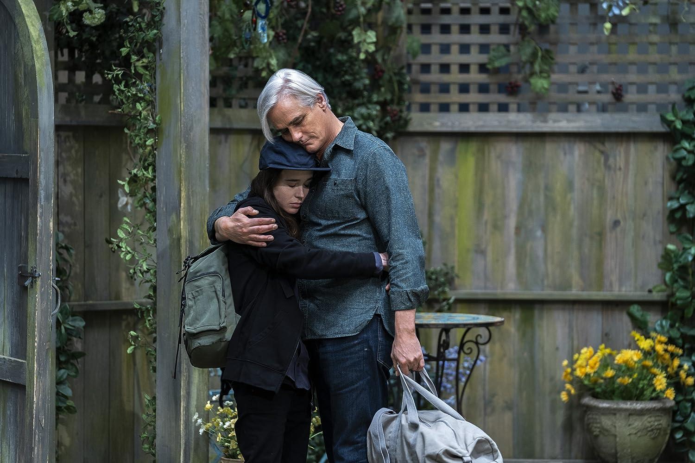Paul Gross dan Ellen Page dalam Tales of the City (2019)