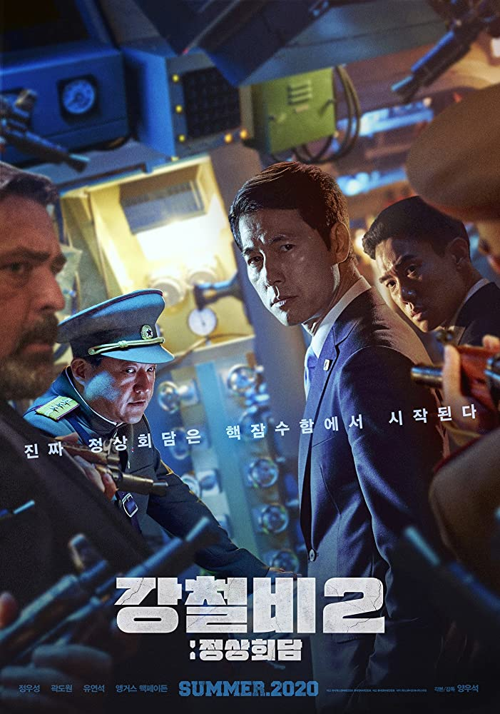 Steel Rain 2 2020 Dual Audio 720p HDRip [Hindi – Korean] Free Download