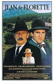 Jean de Florette (1987) Poster - Movie Forum, Cast, Reviews