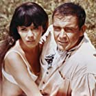 Sean Connery and Mie Hama in You Only Live Twice (1967)