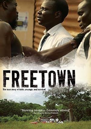 Where to stream Freetown