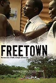 Freetown Poster