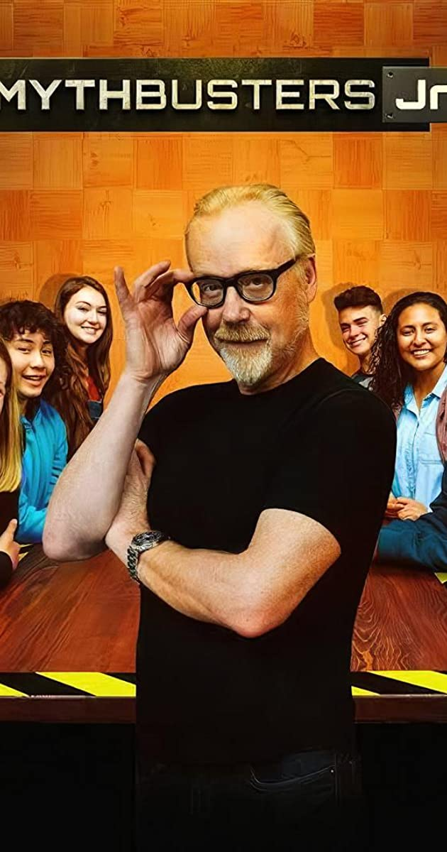 Download Mythbusters Jr. or watch streaming online complete episodes of  Season1 in HD 720p 1080p using torrent