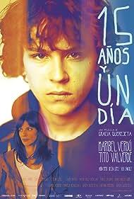 Maribel Verdú and Arón Piper in 15 años y un día (2013)