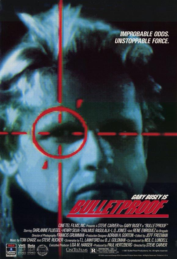 Bulletproof (1987)