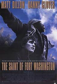 Matt Dillon and Danny Glover in The Saint of Fort Washington (1993)