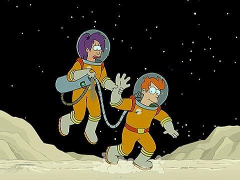 Futurama 1×02 – La serie ha aterrizado