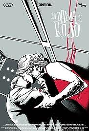 La dama de rojo Poster