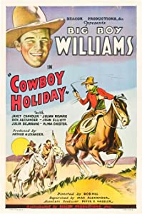 Cowboy Holiday in hindi 720p