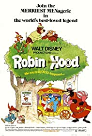 Peter Ustinov, Brian Bedford, Pat Buttram, Ken Curtis, Andy Devine, Monica Evans, Phil Harris, Roger Miller, Carole Shelley, and Terry-Thomas in Robin Hood (1973)