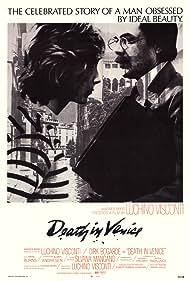 Björn Andrésen and Dirk Bogarde in Morte a Venezia (1971)