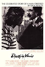 Death in Venice (1971) Poster - Movie Forum, Cast, Reviews