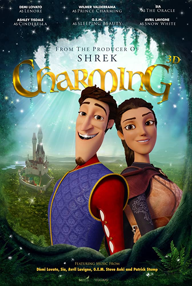 Charming: Un Prince Trop Charmant (2018) Streaming VF