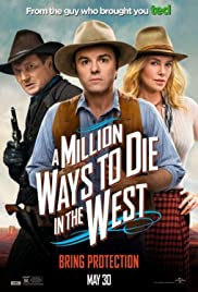 Watch Full HD Movie A Million Ways to Die in the West (2014)