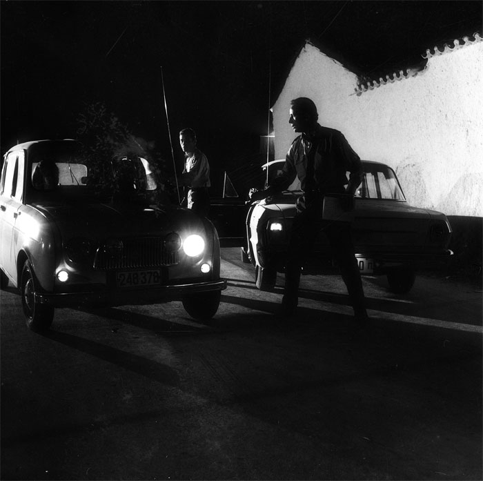 Giorgos Foundas in Pyretos stin asfalto (1967)