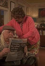 Brendan O'Carroll and Dermot O'Neill in Mrs. Brown's Boys (2011)