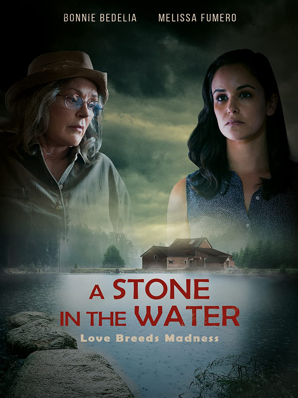 A Stone in the Water 2020 English 720p HDRip 800MB | 320MB Download