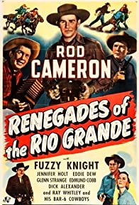 Primary photo for Renegades of the Rio Grande