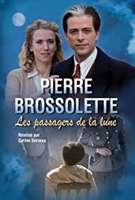Julien Baumgartner and Léa Drucker in Pierre Brossolette ou les passagers de la lune (2015)