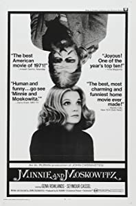 Go watch full movies Minnie and Moskowitz by John Cassavetes [720x576]