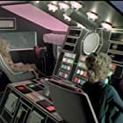 Judy Geeson and Christiane Krüger in Star Maidens (1976)