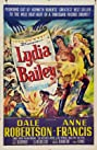 Lydia Bailey (1952) Poster