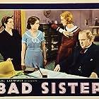Bette Davis, Emma Dunn, Sidney Fox, and Charles Winninger in Bad Sister (1931)