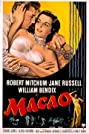 Macao (1952) Poster