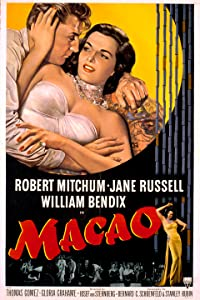 HD movie 720p free download Macao by John Farrow [1020p]