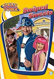 LazyTown Extra Poster
