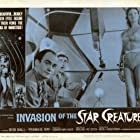 Robert Ball and Frank Ray Perilli in Invasion of the Star Creatures (1962)