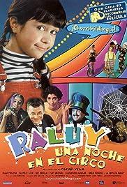 Raluy, una noche en el circo Poster