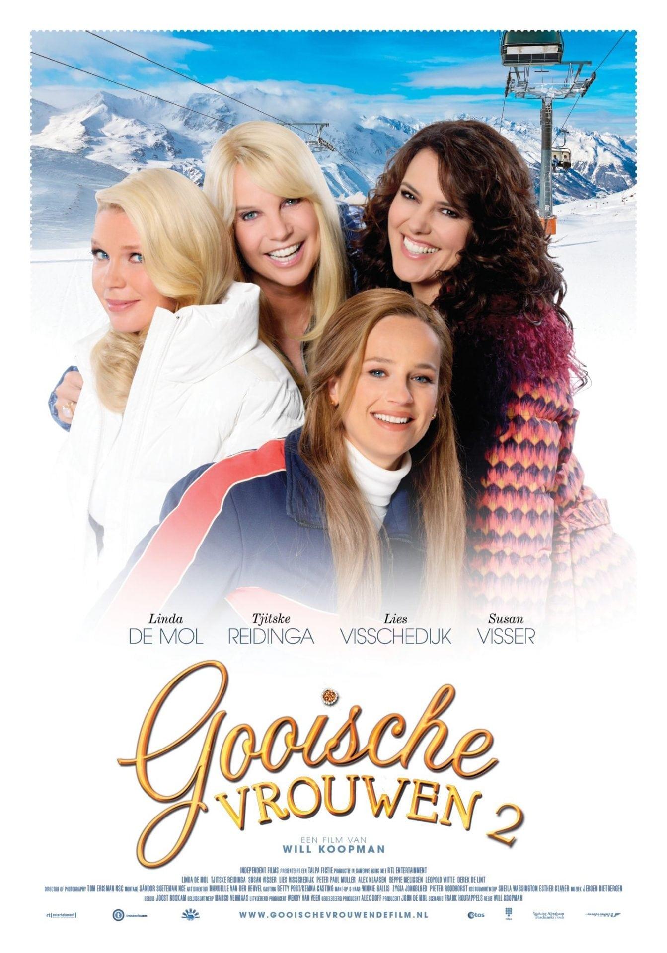 Wonderbaarlijk Gooische Vrouwen II (2014) - IMDb IC-25