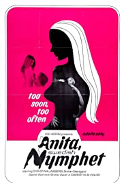 Anita: Swedish Nymphet Poster