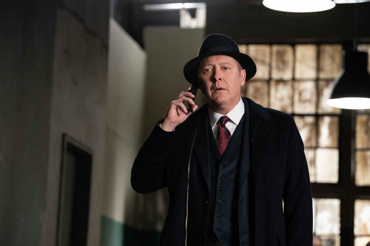 The Blacklist Newton Purcell No 144 Tv Episode 2020 Imdb
