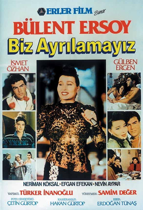 Biz ayrilamayiz ((1988))