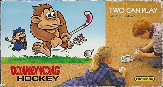Full movie mp4 download Donkey Kong Hockey [HDR]