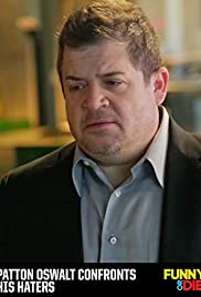 Patton Oswalt Confronts His Haters Poster