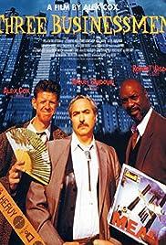 Three Businessmen Poster