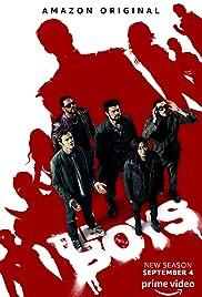 The Boys Poster - TV Show Forum, Cast, Reviews