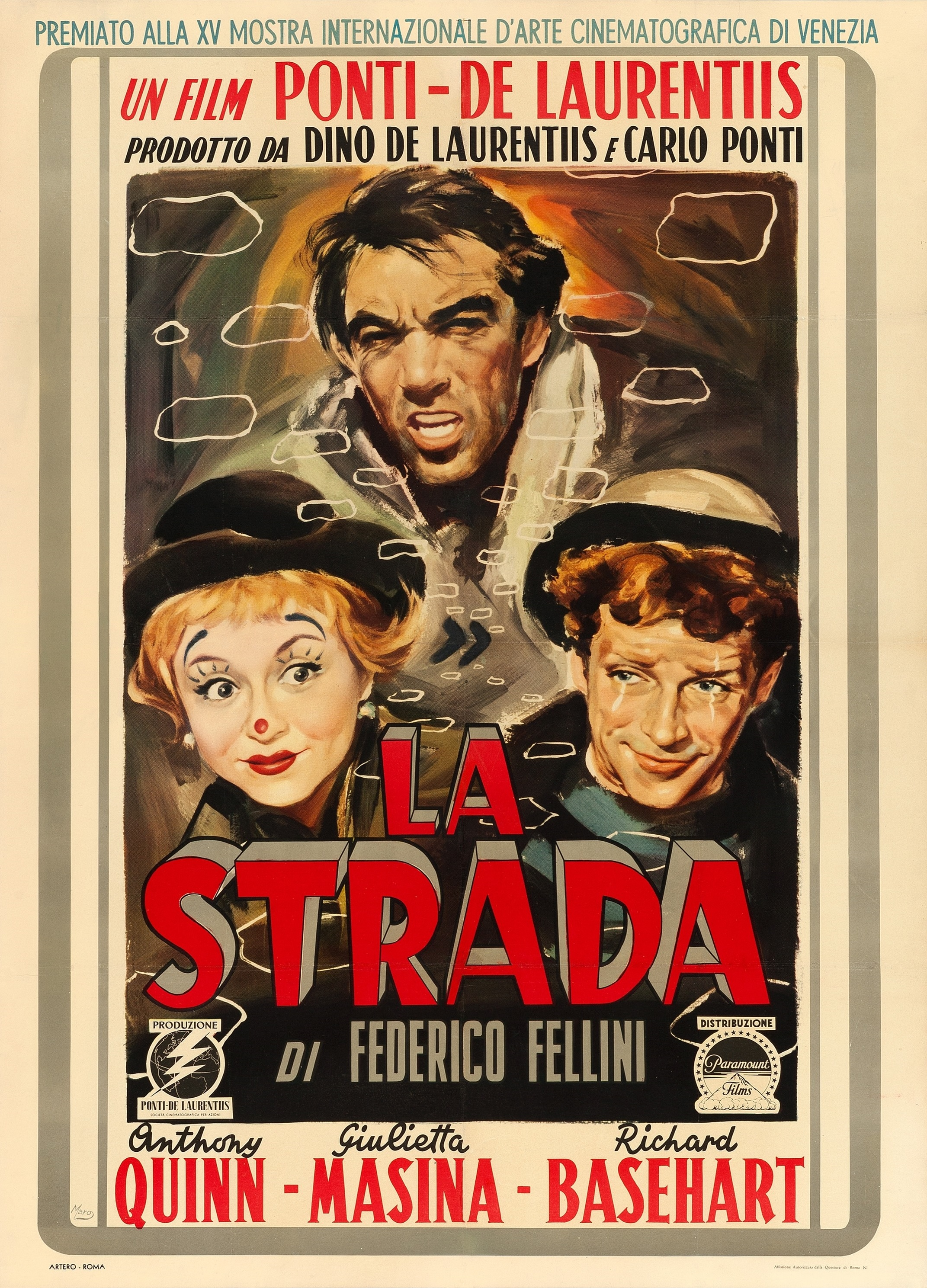 La Strada And Its Message About Life