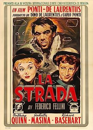 Where to stream La Strada